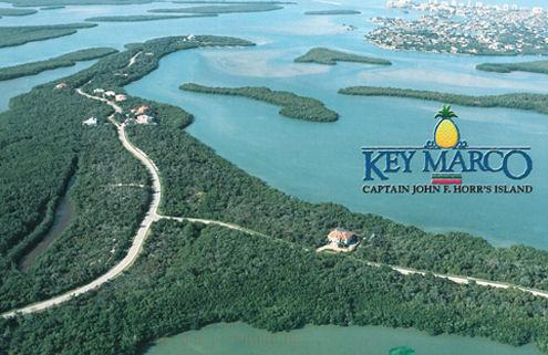 Marco Island Florida Fishing Piers