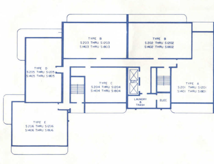 Admiralty House Marco Island Florida – Admiralty House Marco Island Floor Plan