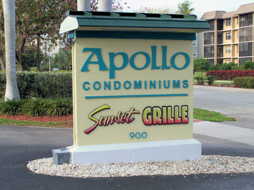 Apollo Sign