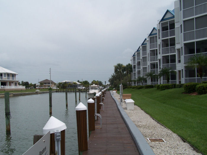 Grand Bay Boat Docks