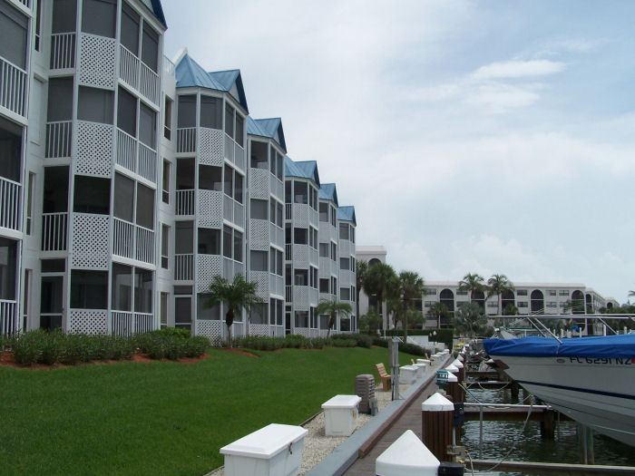 Grand Bay Building and Docks