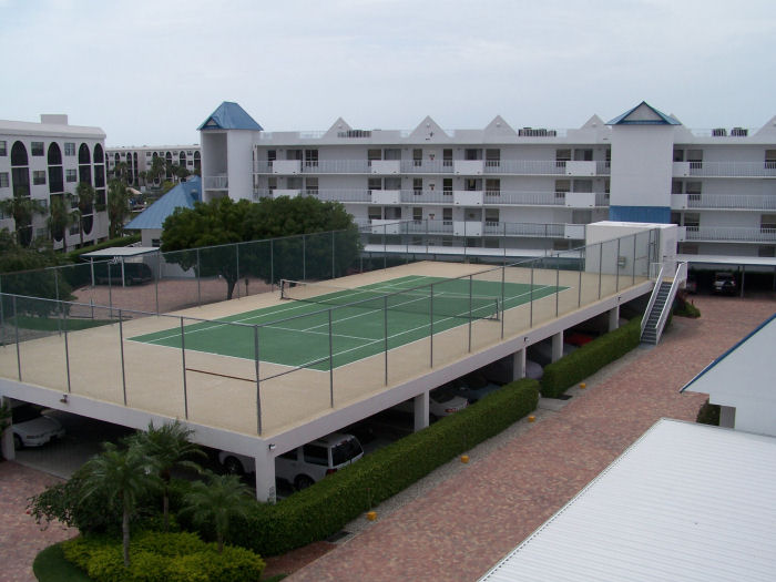 Grand Bay Tennis Court