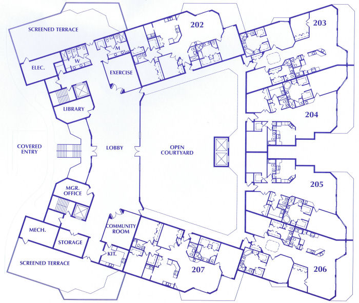 Century Village Pembroke Pines Floor Plans Model J Floorplan 1192 Sq Ft Century Village At