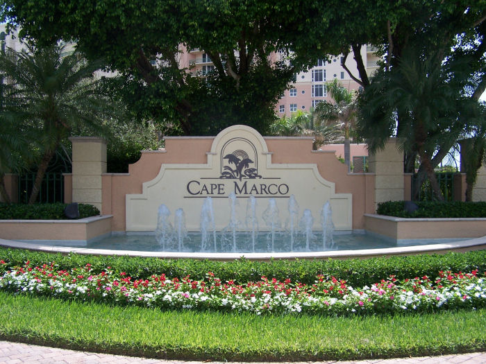 Cape Marco Sign