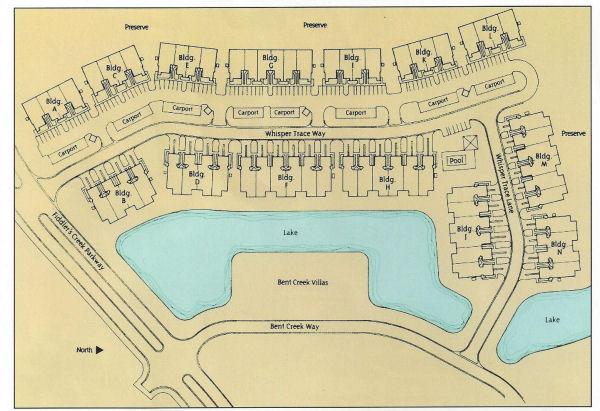 Whisper Trace Site Plan