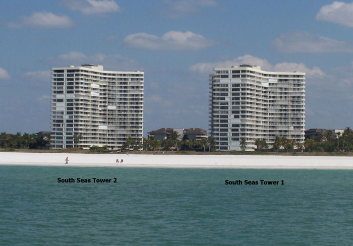South Seas Towers 1 Amp 2 Marco Island Florida